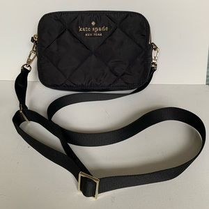 Kate Spade Watson Lane Quilted Nylon Crossbody